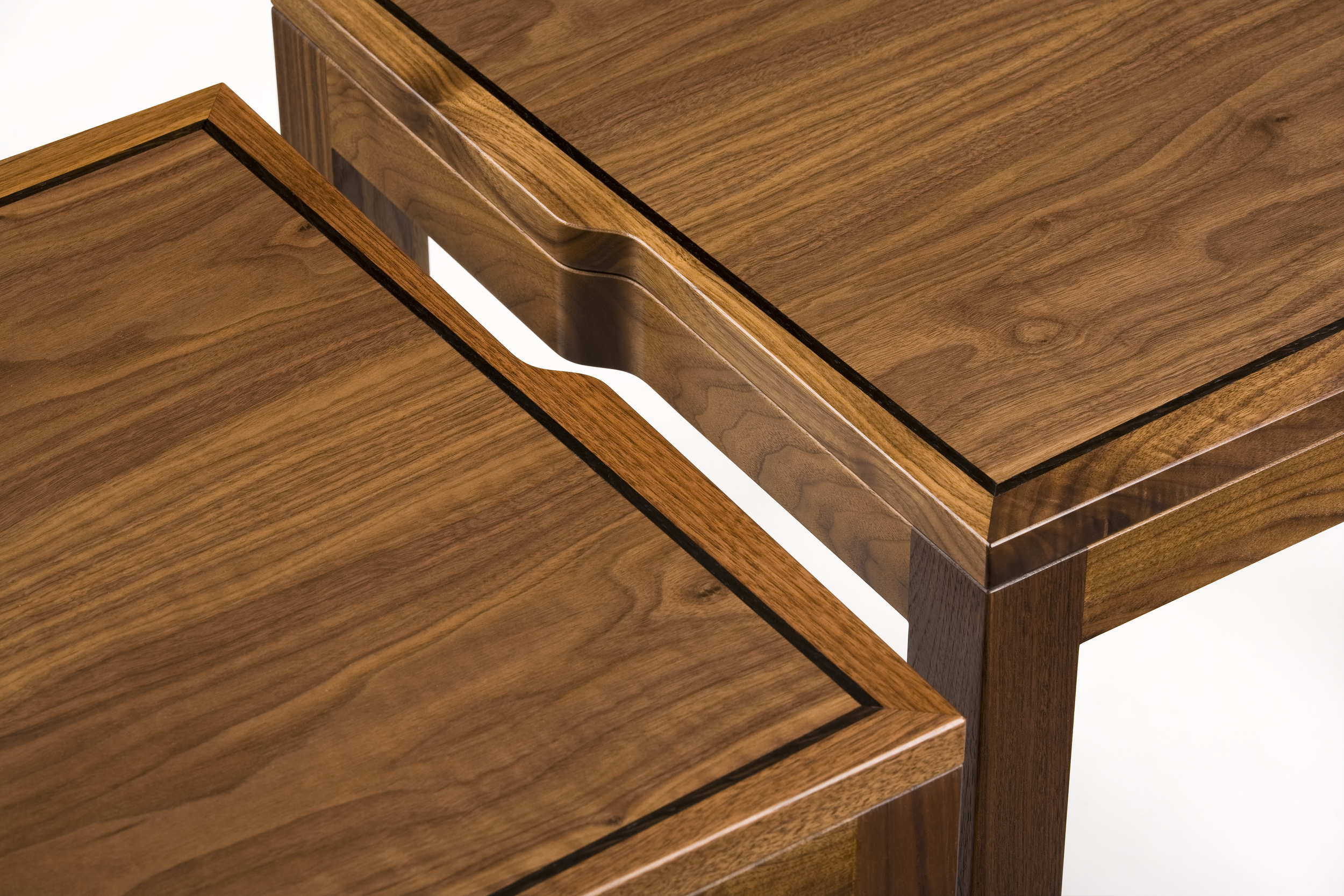 Coffee Table detail.