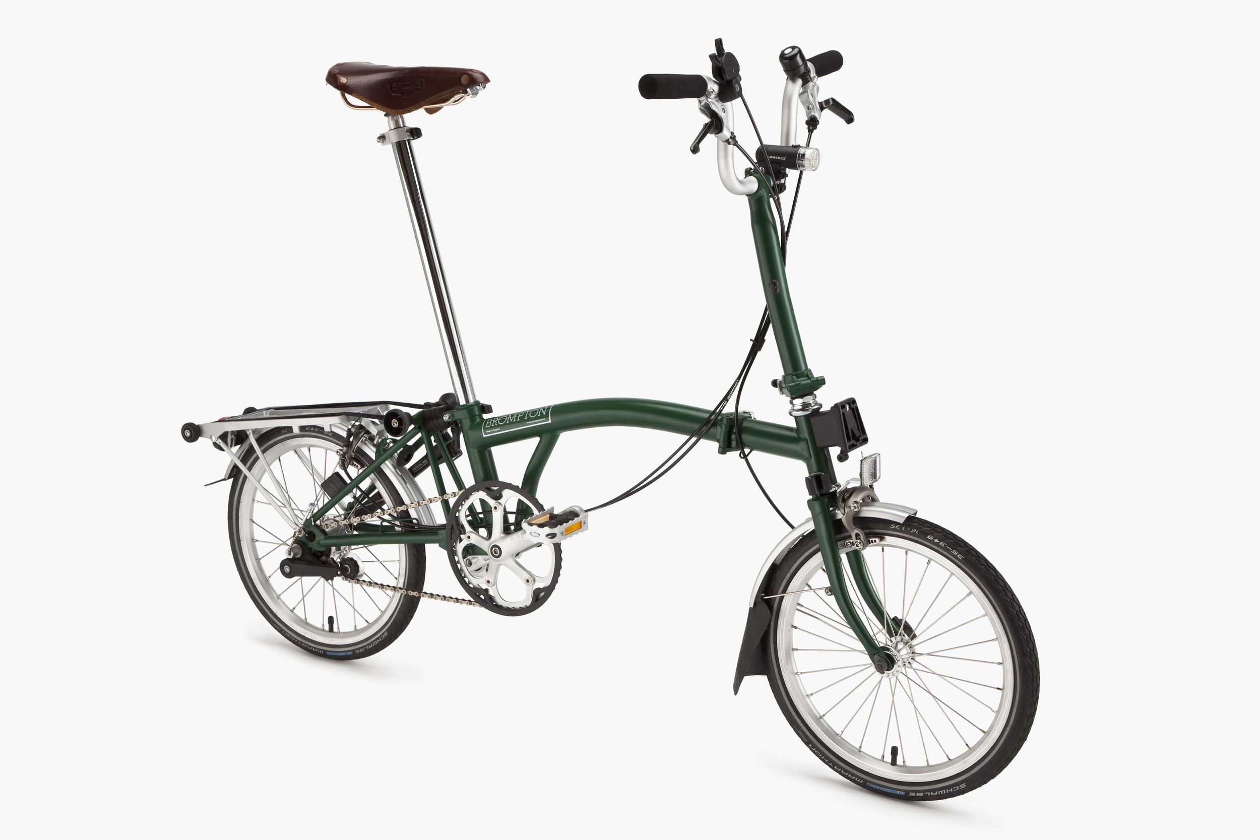 M3R by Brompton Bikes