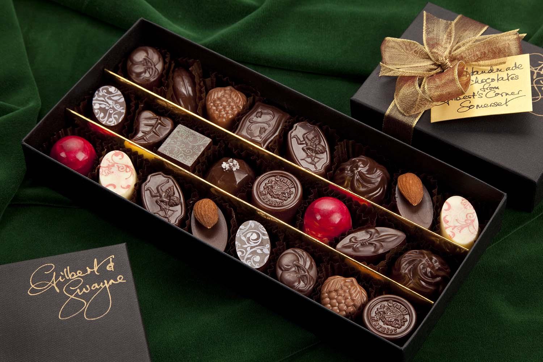 Gilbert & Swayne Chocolates