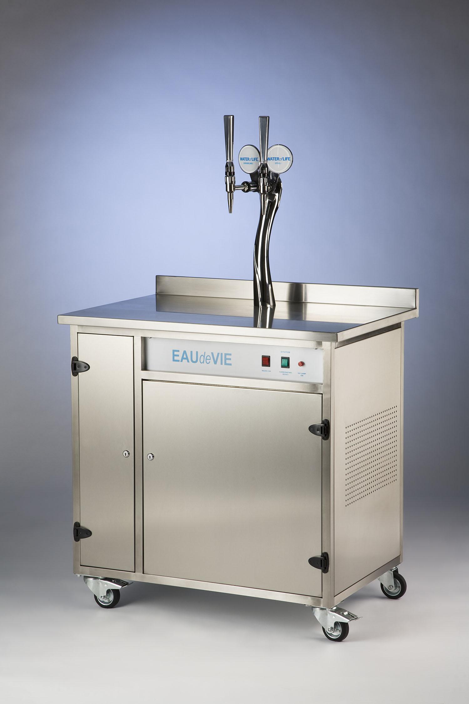 Eau De Vie, Filtered Water Unit