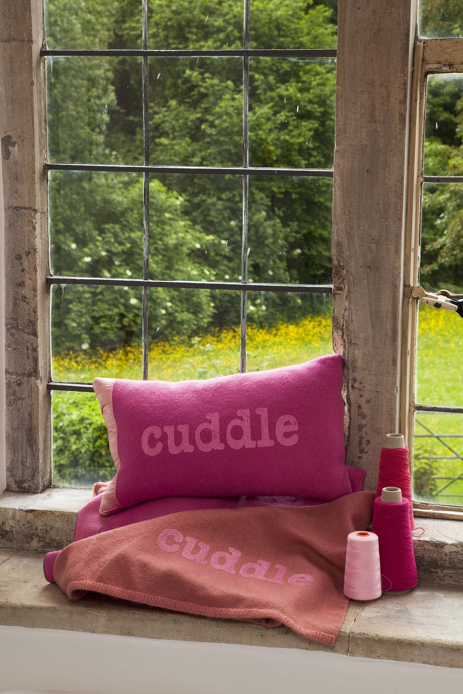 Sarah Burghard Cushions