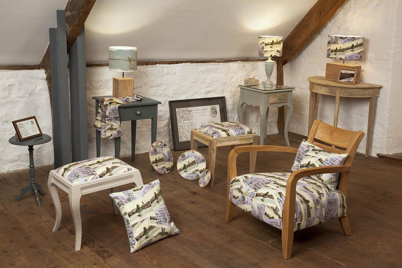 Sarah Burghard Furniture