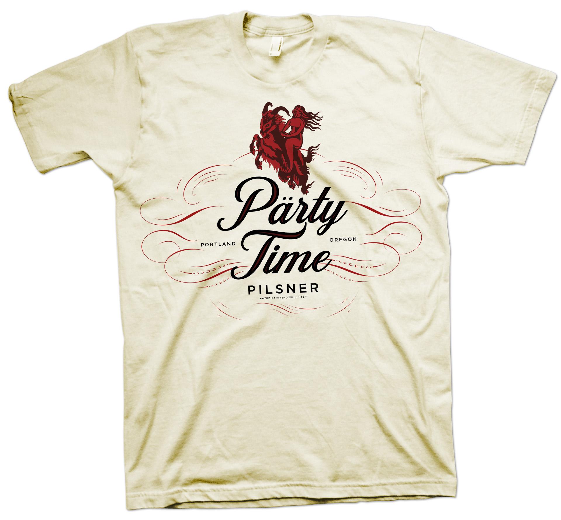 wayfinder-party-time-shirt