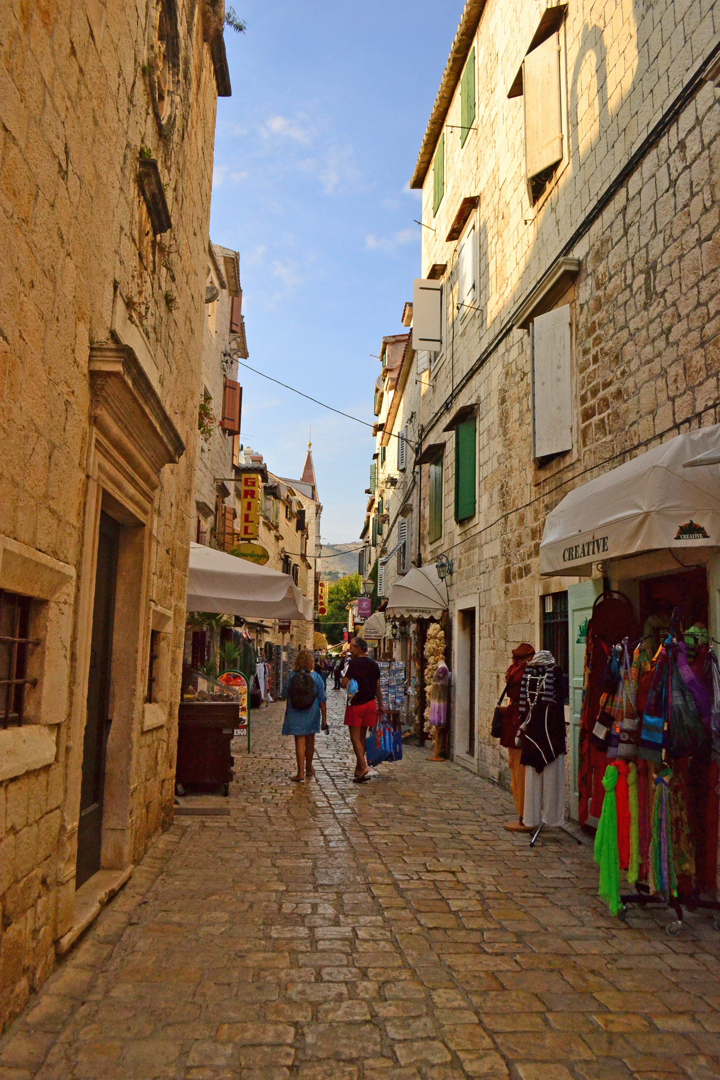 Split and Trogir, Croatia