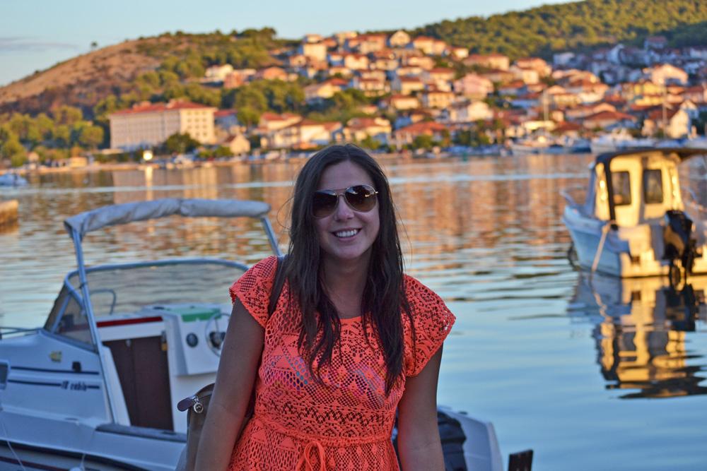 Leading a weekend trip in Croatia - when you love your job, it hardly feels like work.