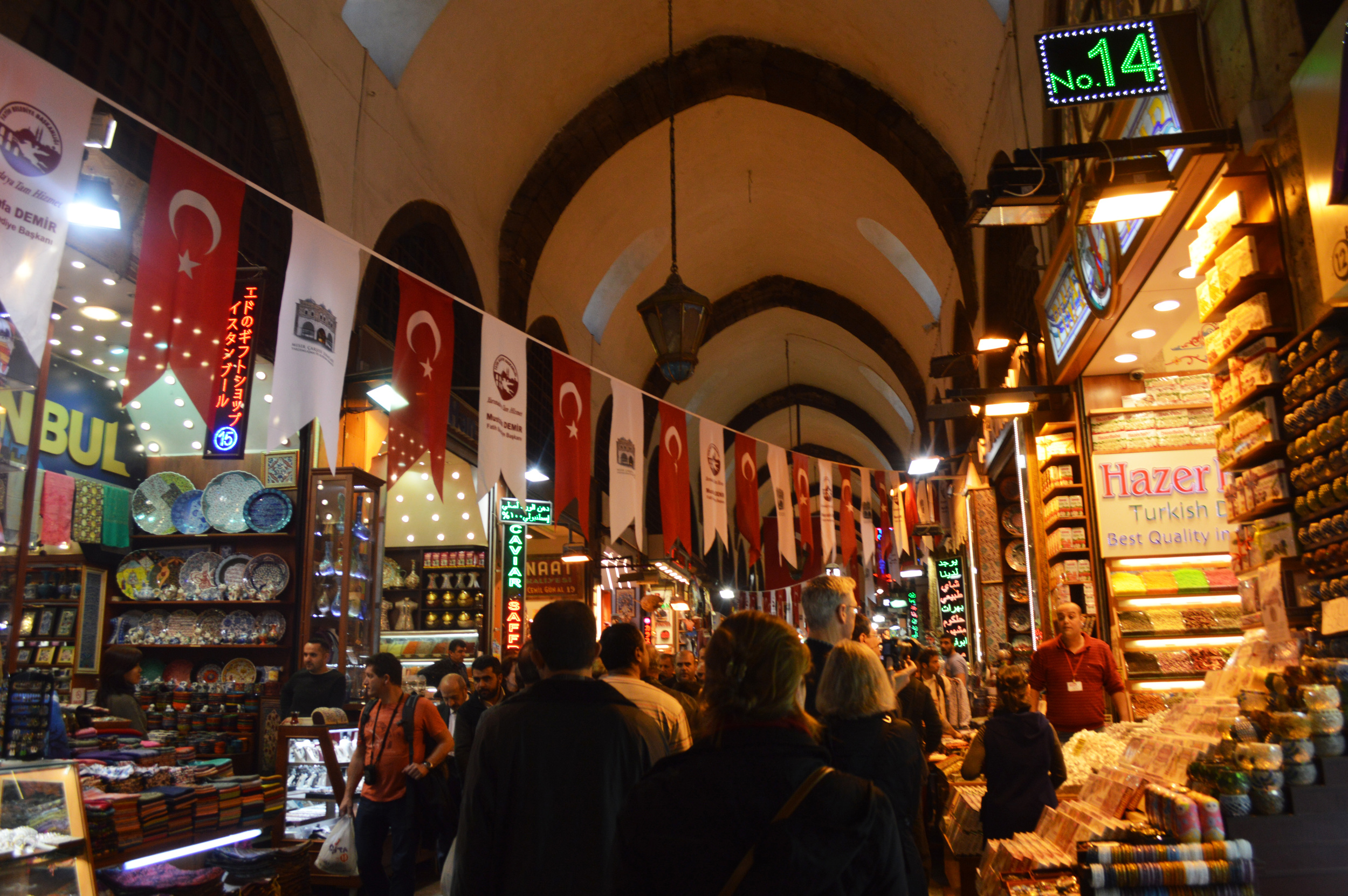 Spice Market and Grand Bazaar