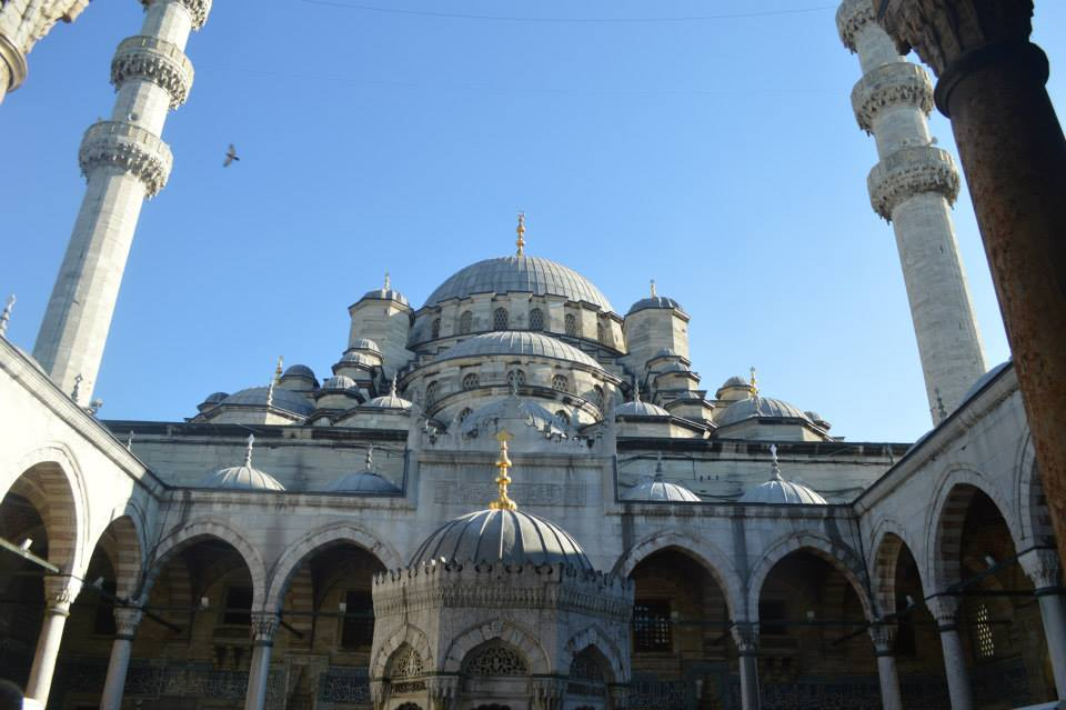 Istanbul's Blue Mosque