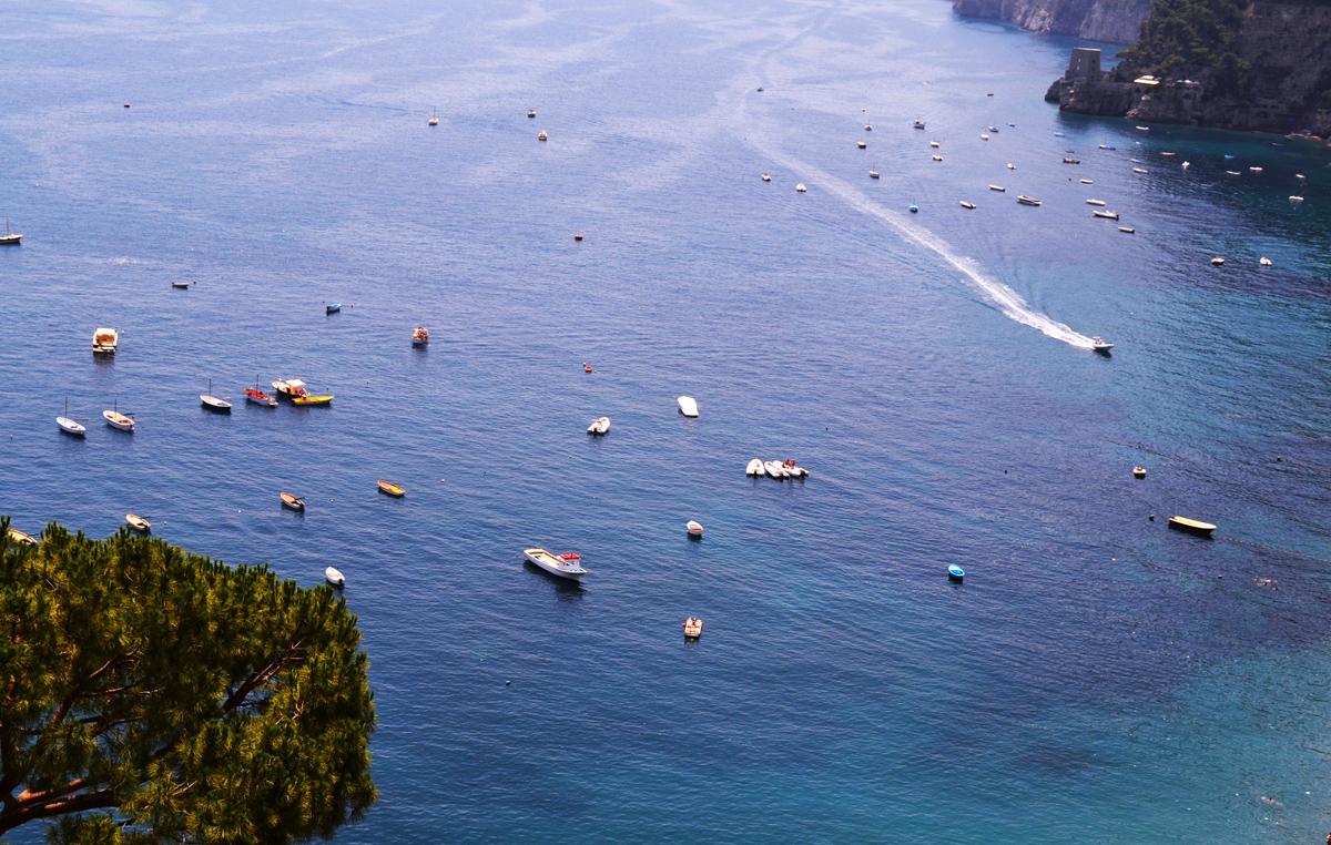 Blue Water Amalfi Coast
