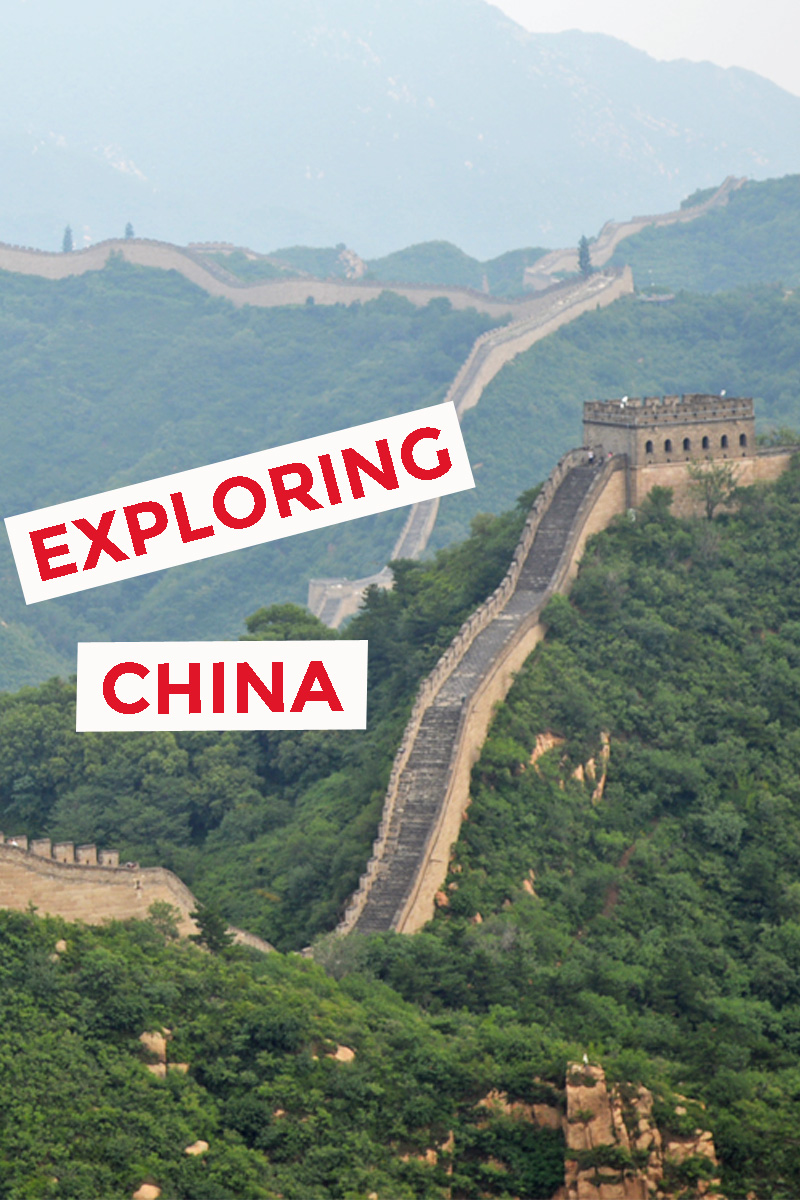 See amazing CHINA in this travel video!