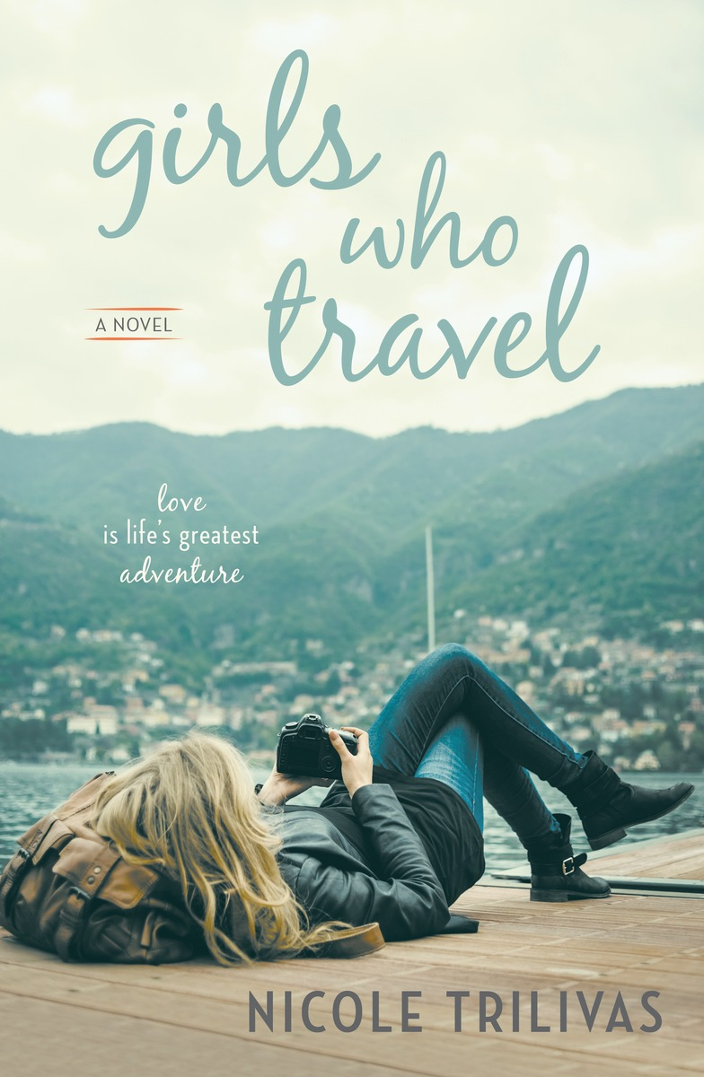 Enter to WIN a free copy of the Girls Who Travel book by Nicole Trilivas!