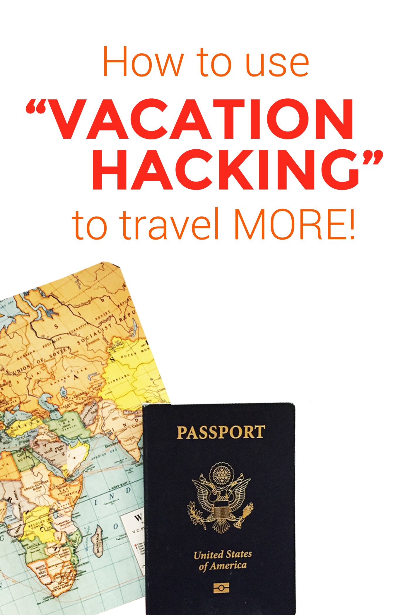 "What is ""vacation hacking"" and how does it help you travel more? Whether you are traveling outside a full-time job, or maximizing your travel by working *while* you travel, use these tricks to feed your wanderlust to get out there and GO!"