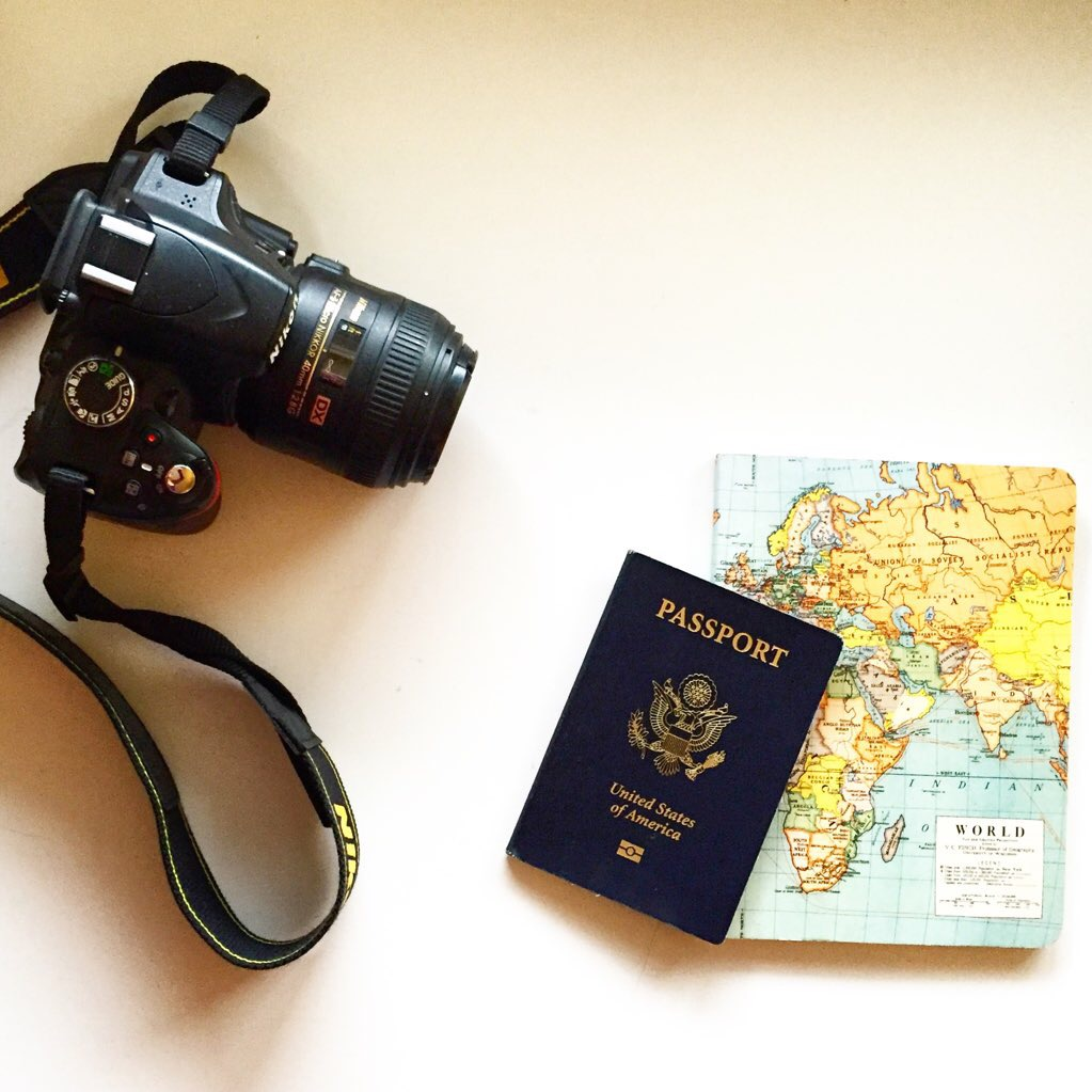 Do you need a visa to work abroad? This helpful post explains the different type of travel visas with information on whether you may need one!
