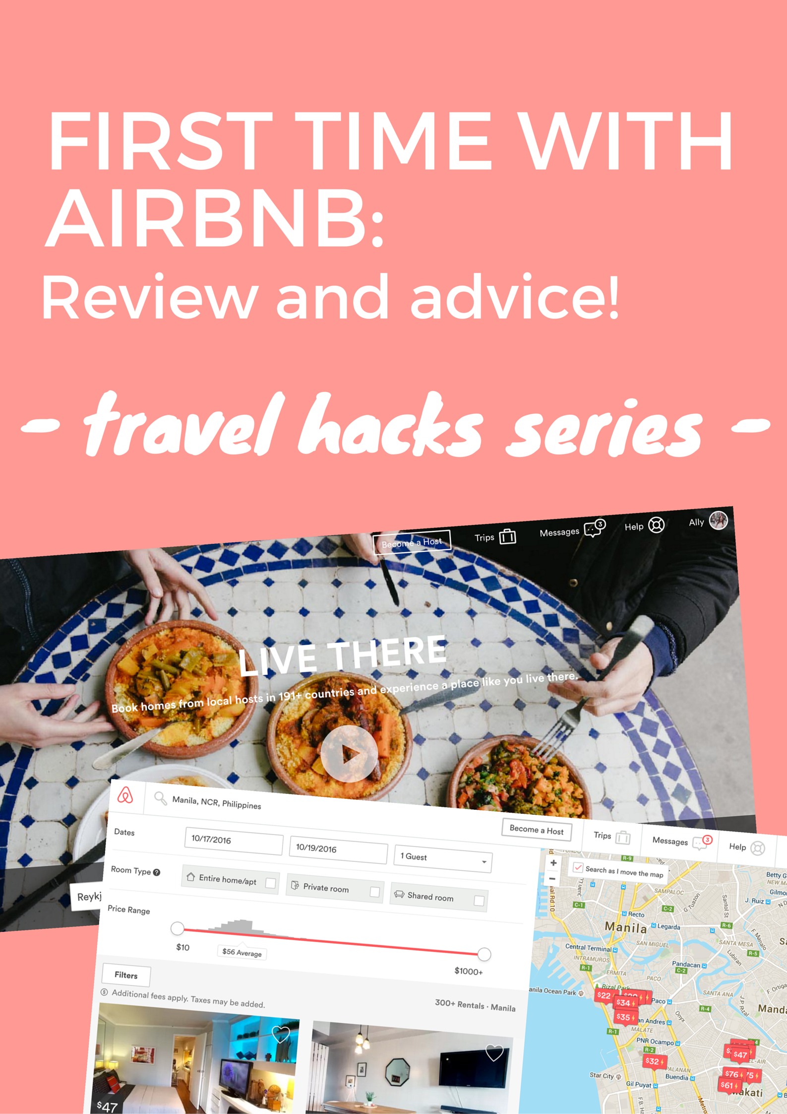 First Time Using Airbnb: Review and Advice!