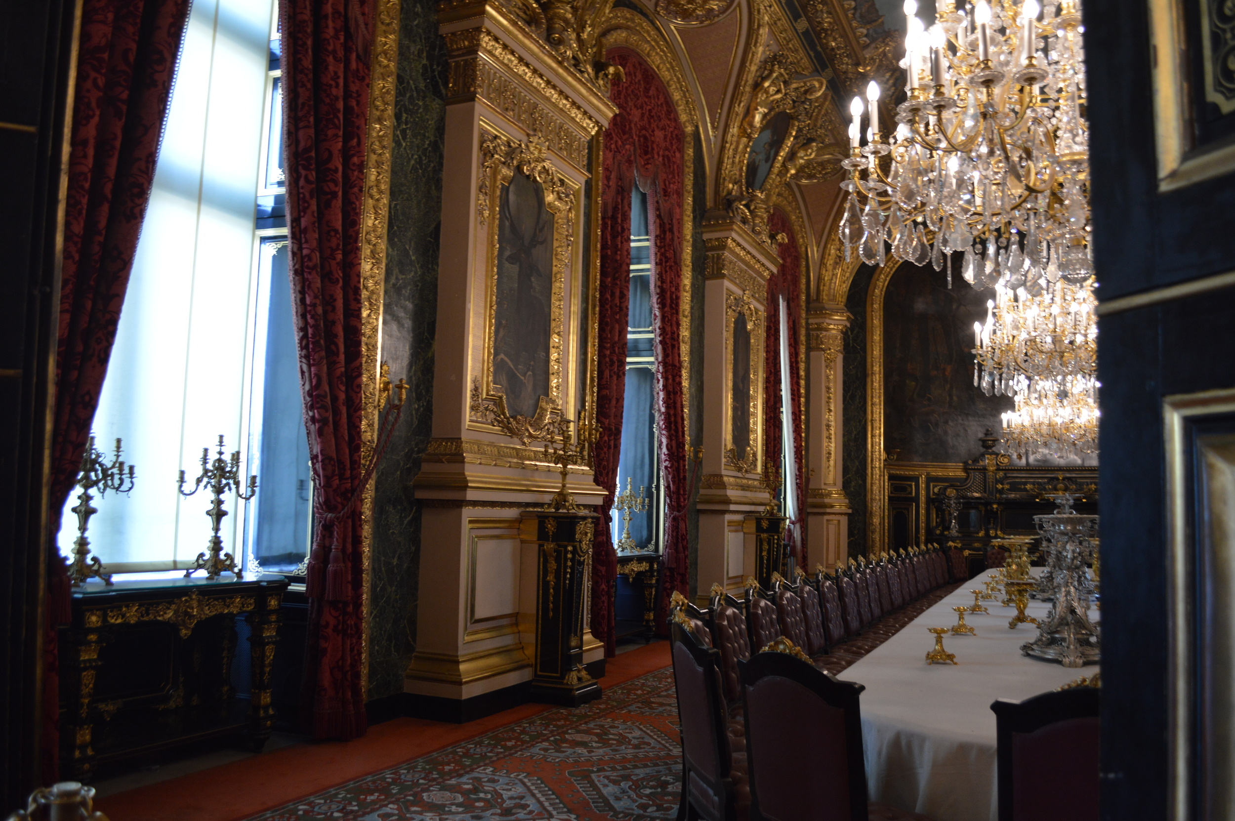 Napoleon III's room The Louvre