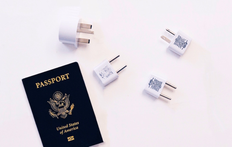 How to use travel adapters! This post takes away the confusion from using travel adapters or converters, especially for first-time travelers. Make sure to click through and watch the video tutorial!