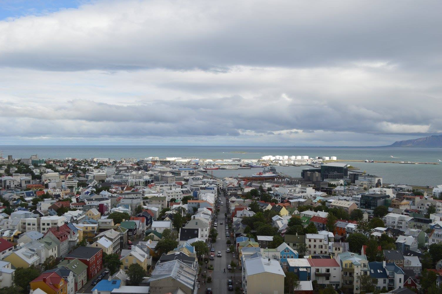 I finally made it to Iceland (one of my top bucket list destinations) in July!