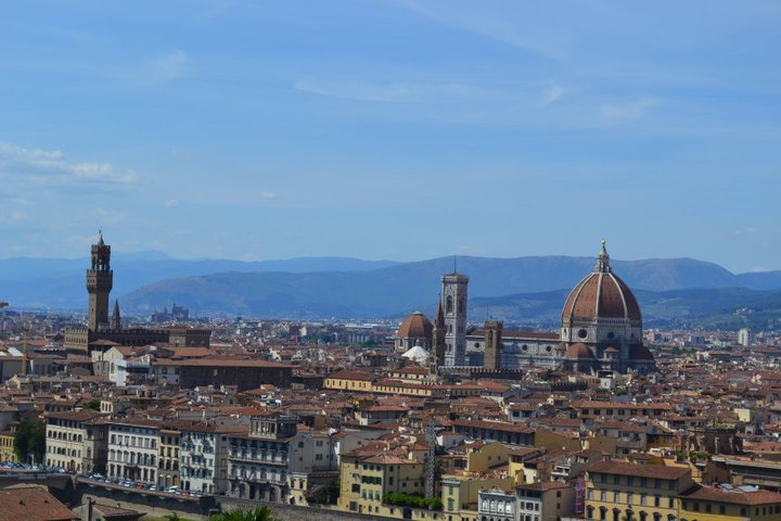 florence italy view
