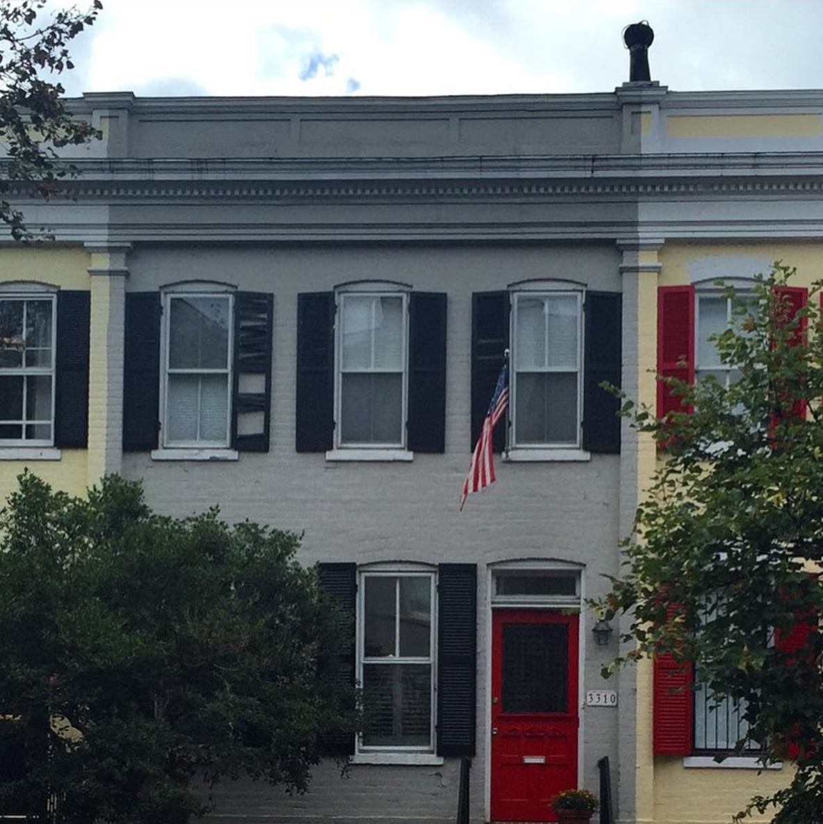 georgetown-colorful-homes-dc