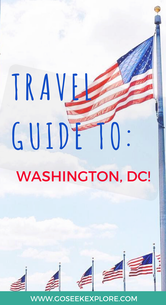 Everything you need to know, to get to know Washington DC! The USA capital has more than just politics, there are plenty of cool and unique things to do for any traveler. Click through for a helpful travel guide for visiting Washington, DC!
