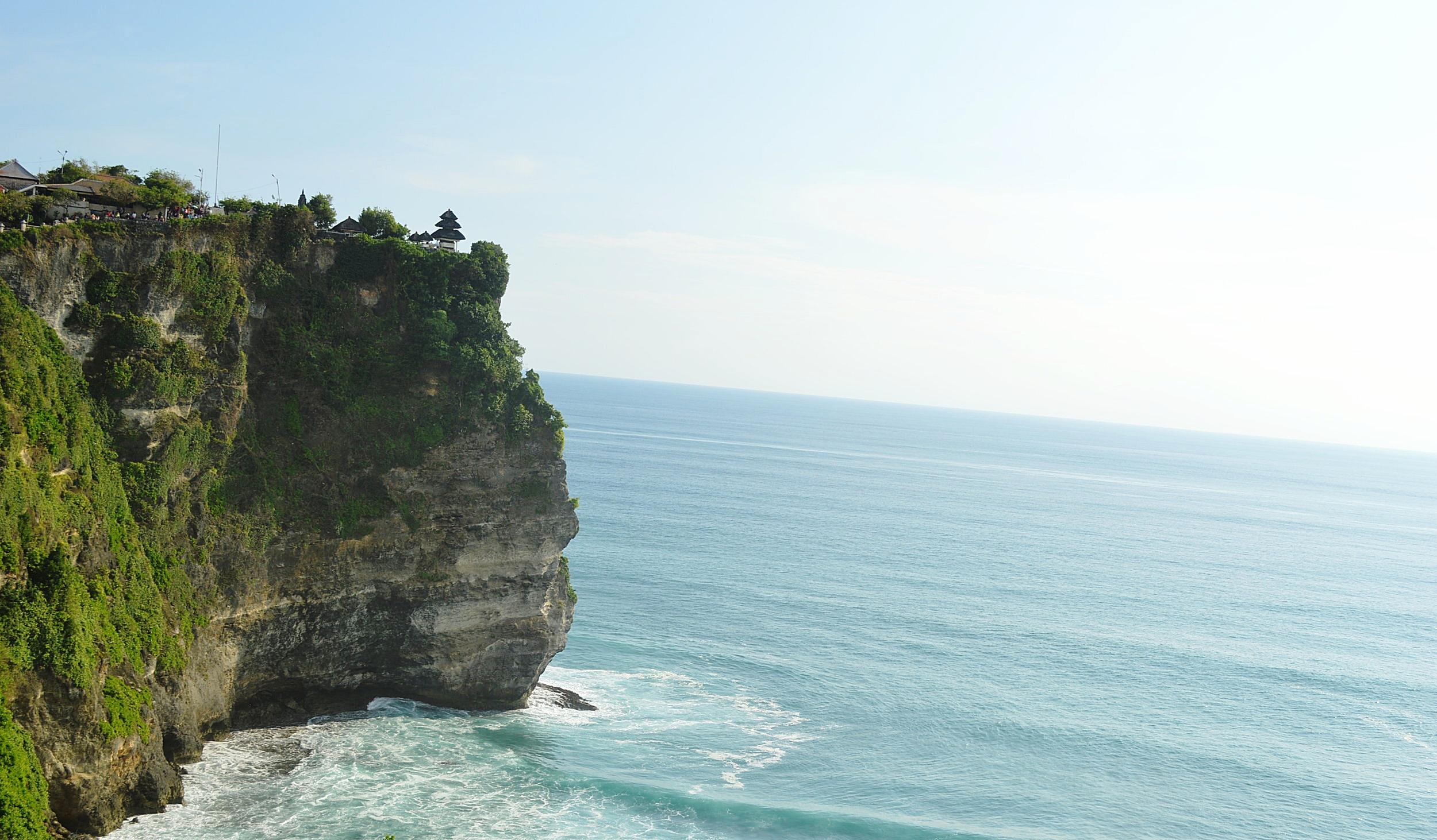 Uluwatu Temple in Bali - 14 things you must do on a trip to Bali!