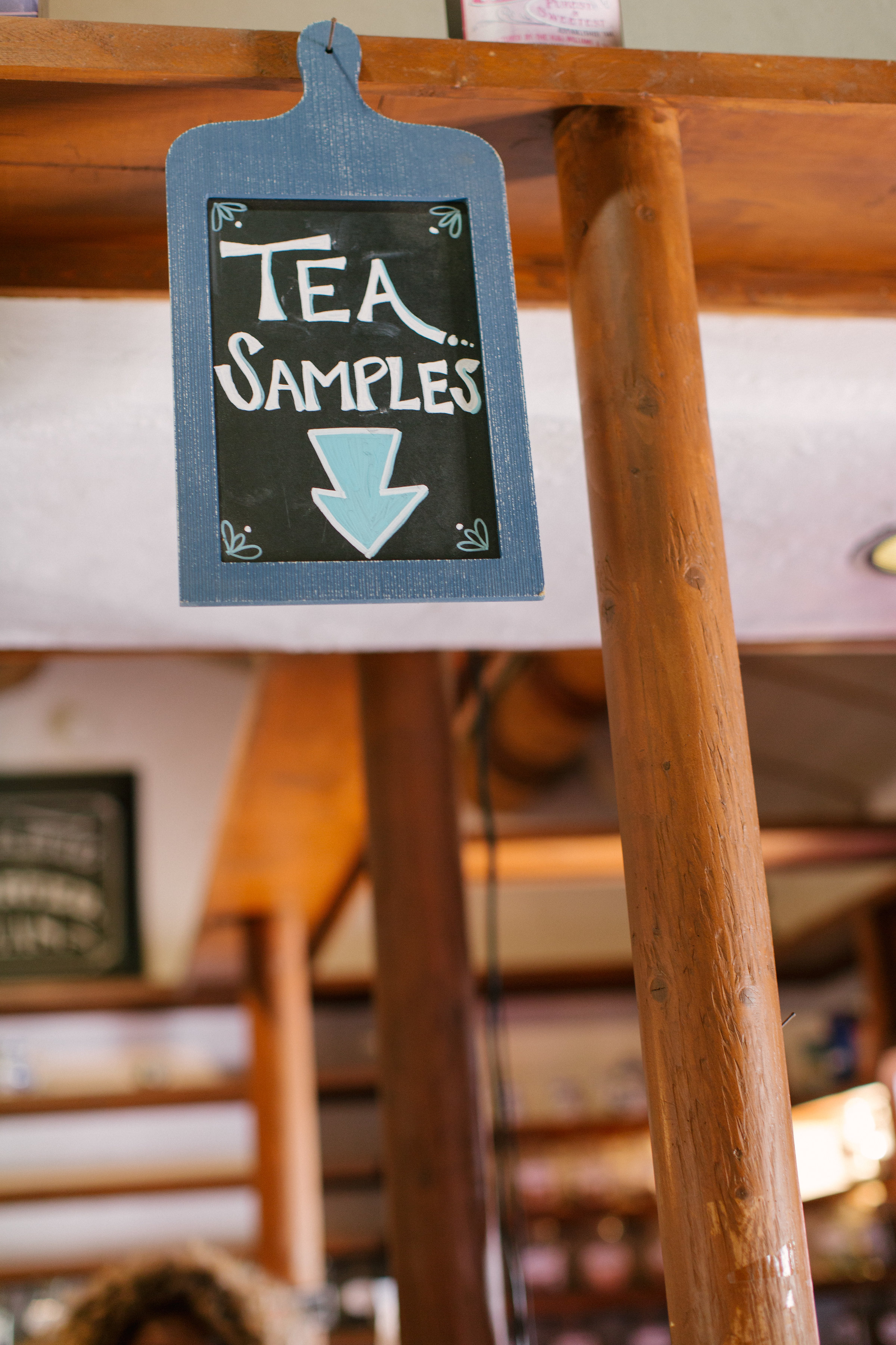 Old Town San Diego travel guide! Unique teas, coffee, and baked goods at The American House!