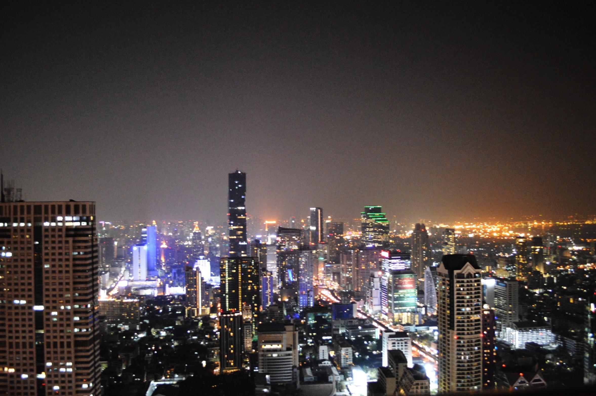 Bangkok Lebua Sky Bar: Incredible viewpoints around the world