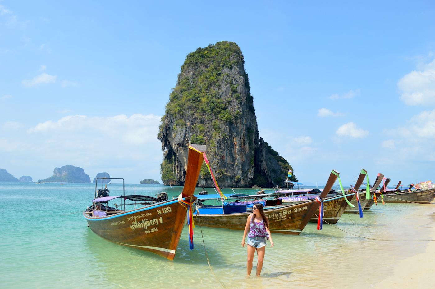 6 Tips for a Railay, Beach Thailand day trip!