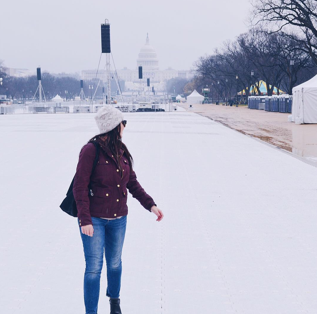 Washington, DC Travel | 2017 Travel Year in Review + Travel and Blog Goals for 2018 | goseekexplore.com