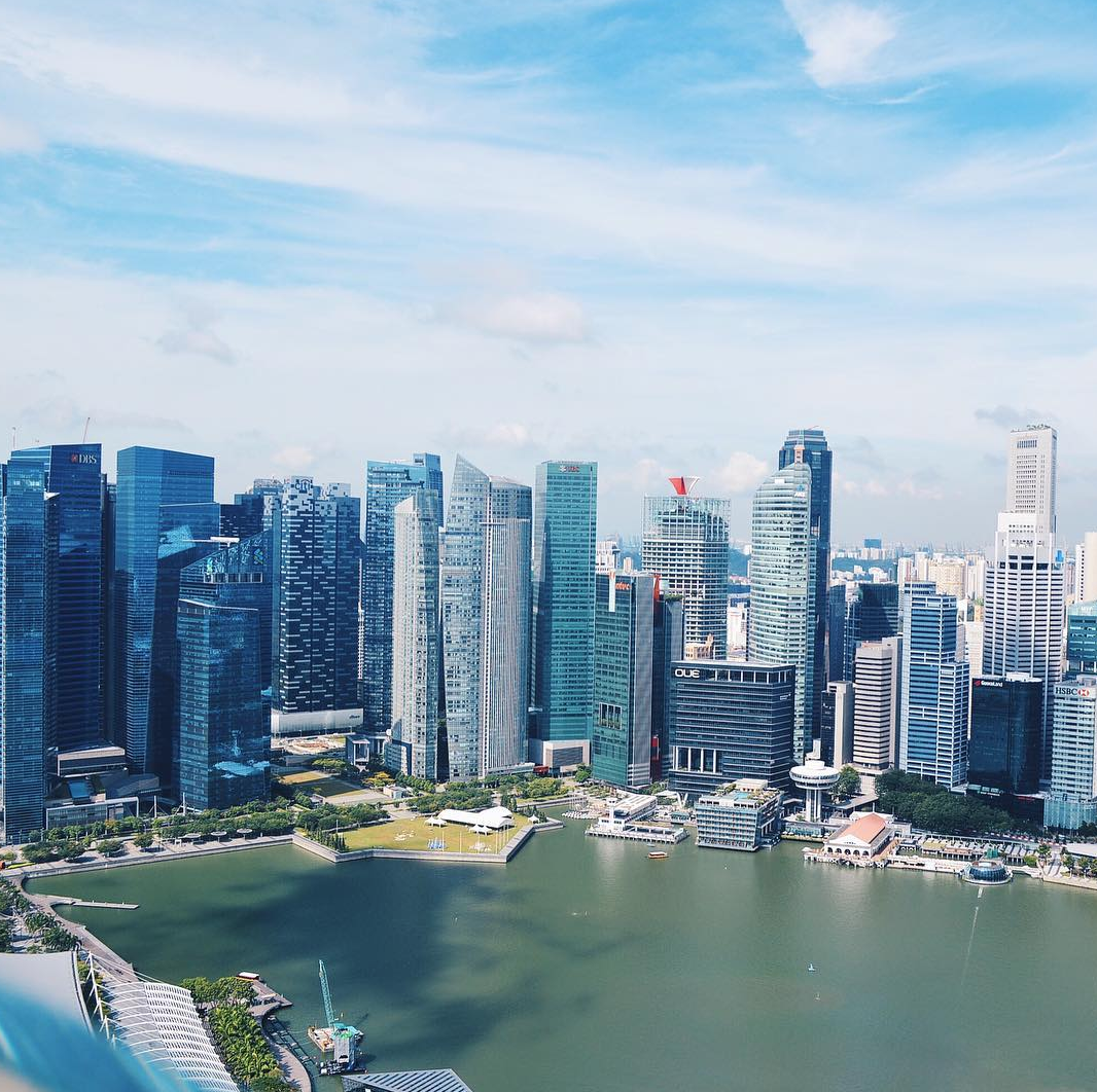 Singapore Travel | 2017 Travel Year in Review + Travel and Blog Goals for 2018 | goseekexplore.com