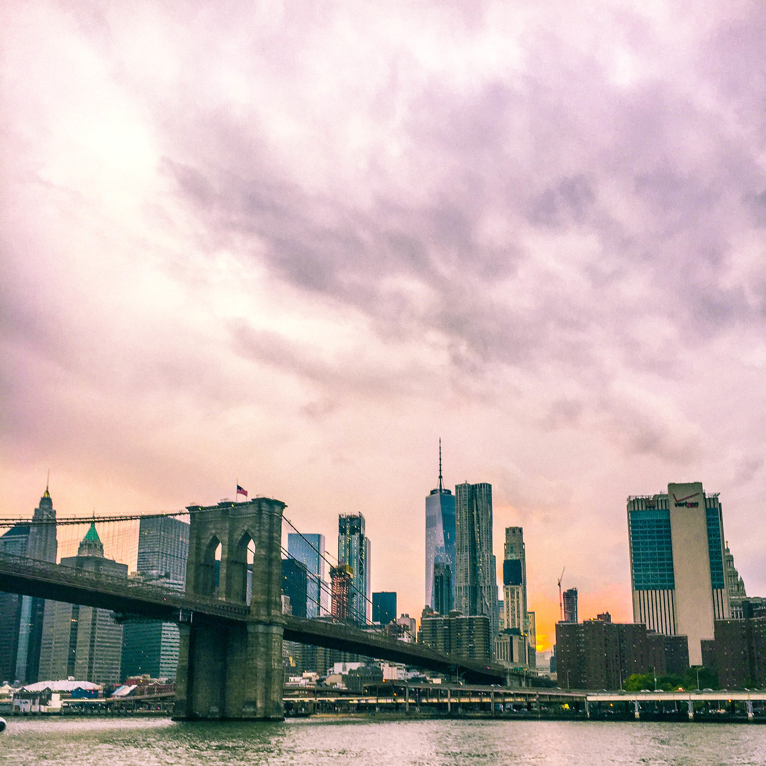 NEW YORK sunset Travel | 2017 Travel Year in Review + Travel and Blog Goals for 2018 | goseekexplore.com