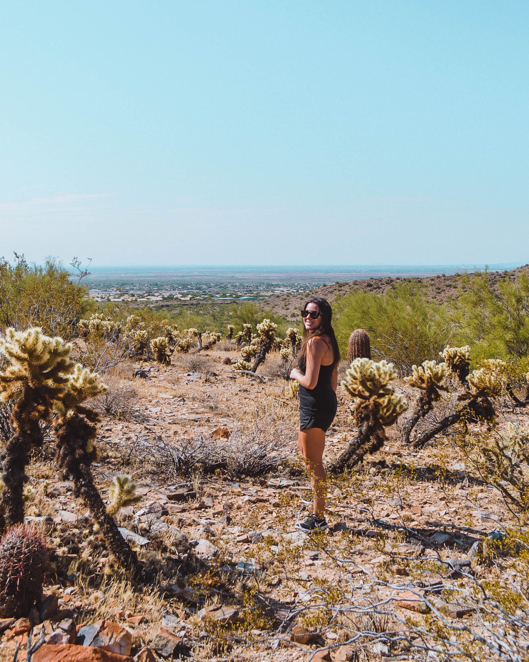 Arizona hiking Travel | 2017 Travel Year in Review + Travel and Blog Goals for 2018 | goseekexplore.com