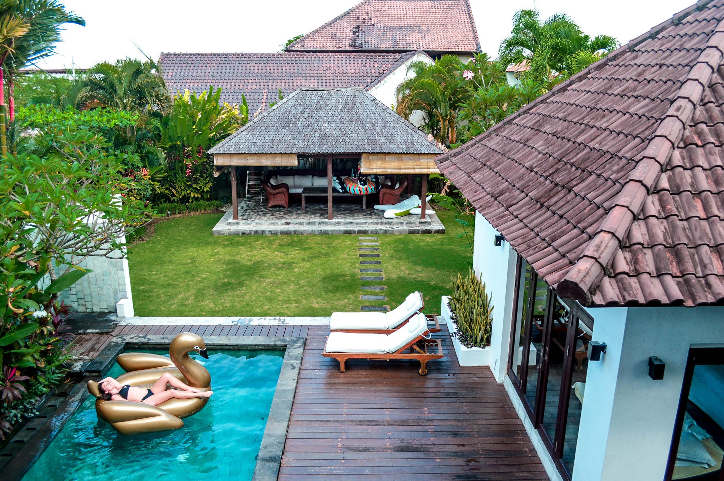 Bali-Villa-Canggu. / April 2018 roundup on goseekexplore.com