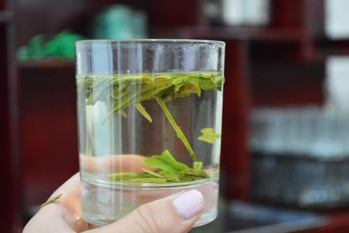 Visiting a Tea Plantation in Hangzhou, China - Green tea fanatics...check this out!
