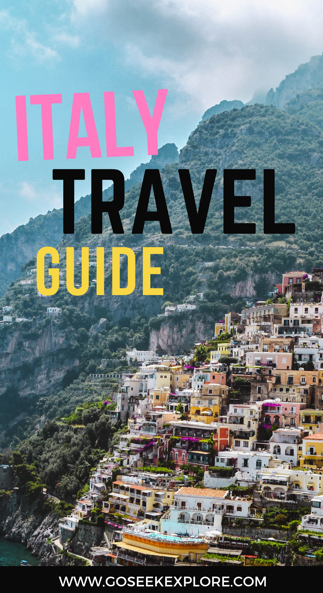 Great tips for planning a trip to Italy! Things to know before you go, tons of resources, and tips on the main cities that are popular for travelers. / Italy-Travel-Guide-Travel-Tips-for-Italy