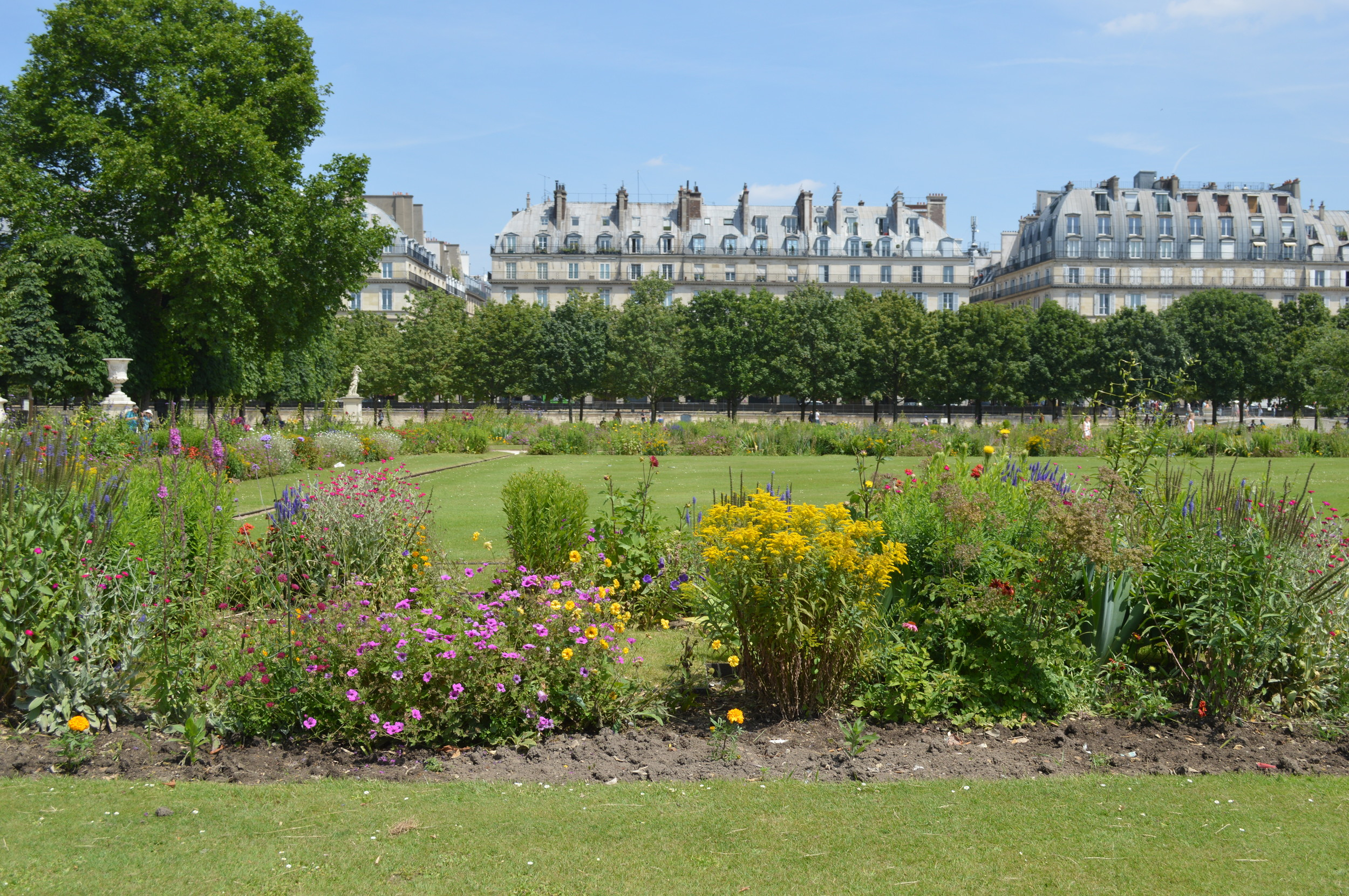 Gardens in Paris, France - this article lists 10 amazing things you must not miss in Paris! Have you planned your trip yet? / goseekexplore.com
