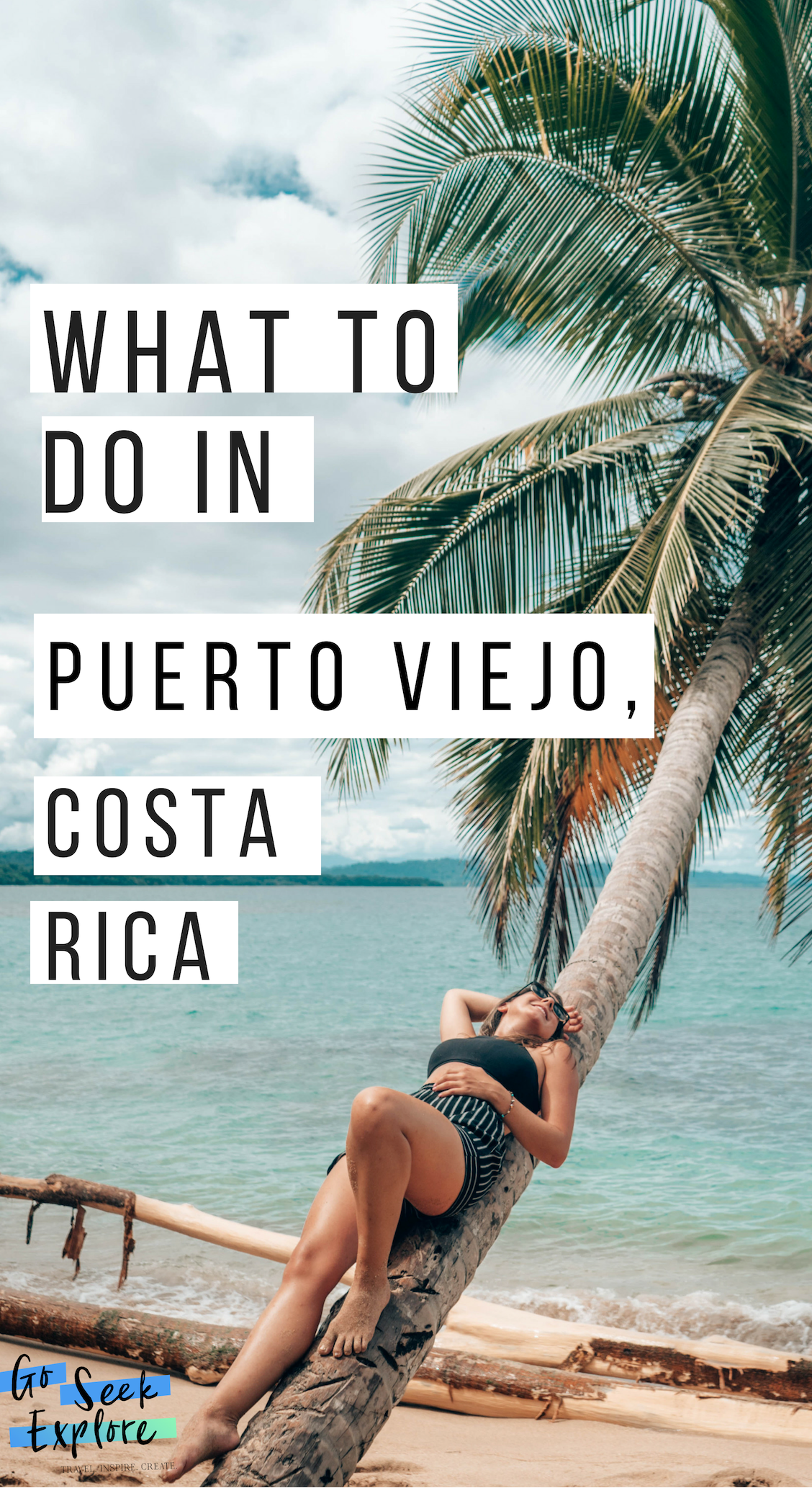 What to do in Puerto Viejo, Costa Rica / goseekexplore.com / allyarcher