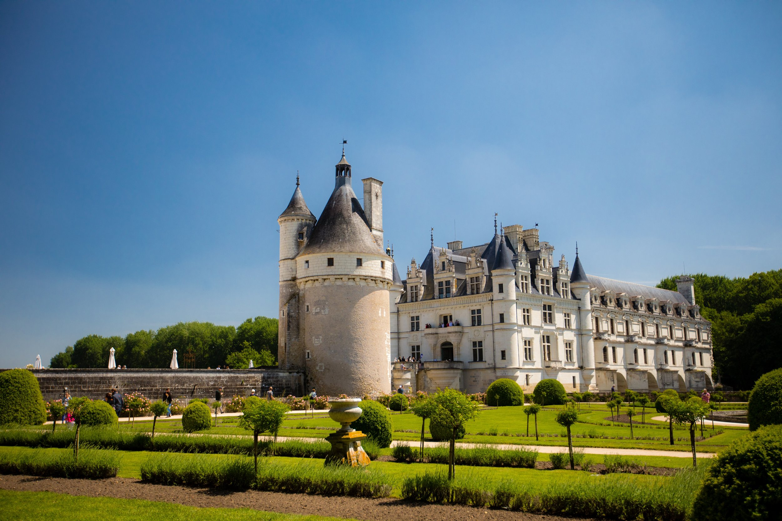 Beyond Paris there are a number of amazing parts of France that deserve a visit too. Places like the Loire Valley, Normandy, Versailles, and Alsace are unique ways to add onto your itinerary and enjoy beautiful France beyond Paris. / goseekexplore.com/ #paris #france #europe