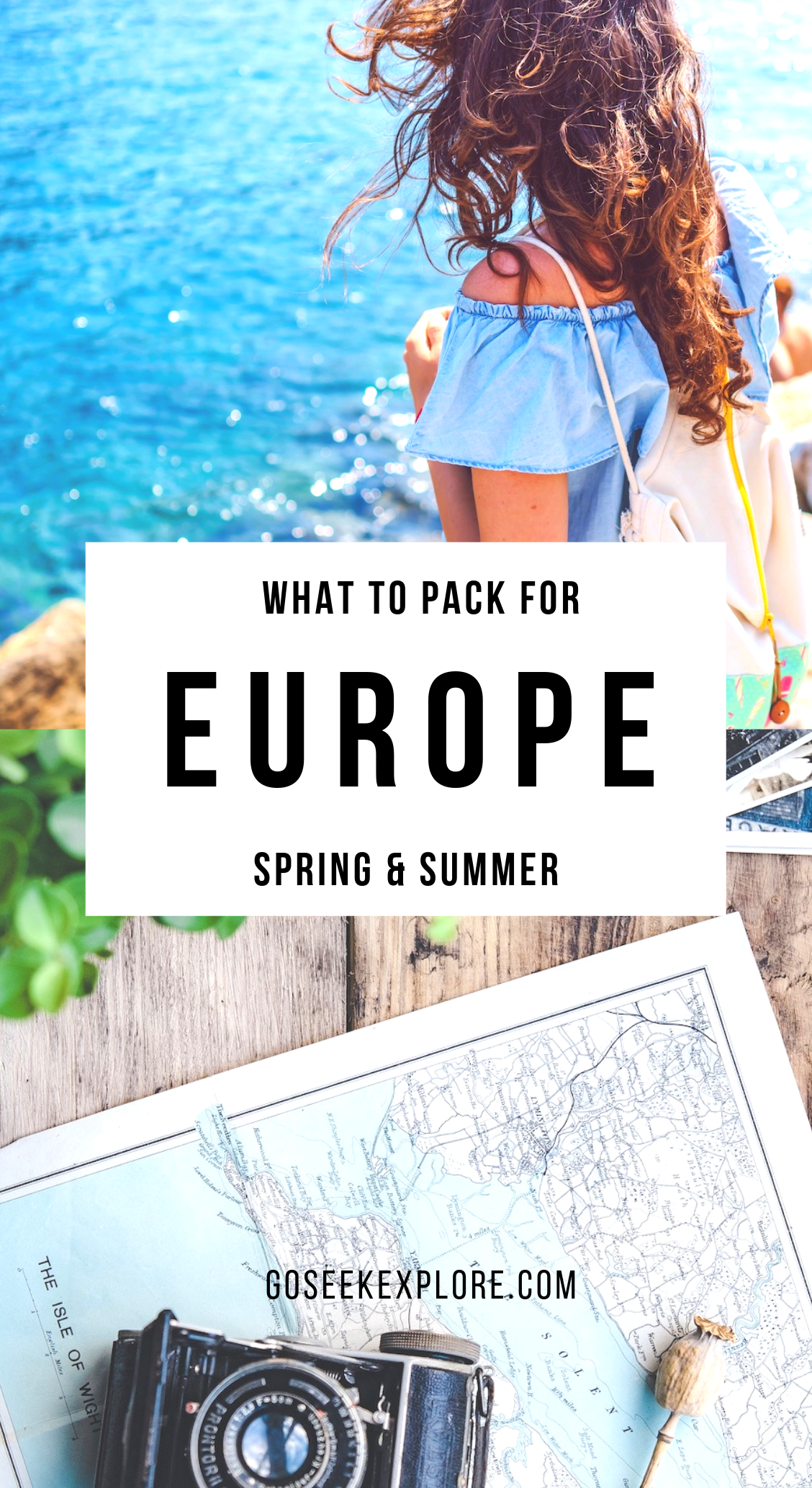 This packing guide to Europe is super helpful! Headed to Europe in the fall or winter?! Click through for a comprehensive packing guide of all the basic clothes, electronics, and other must-haves!