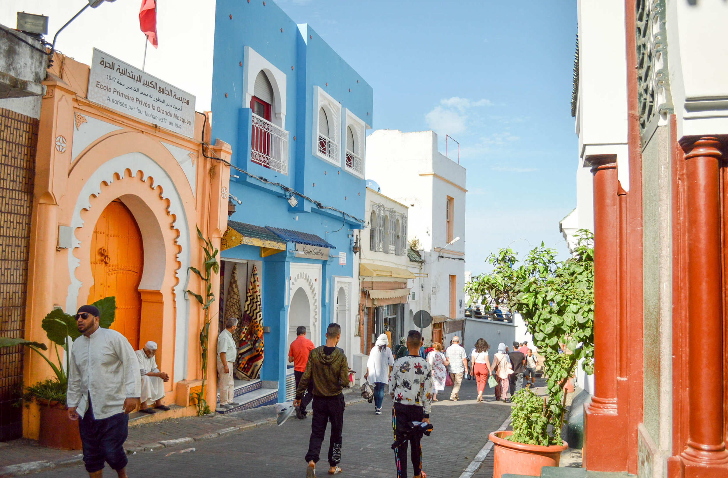 How to Take a Morocco Day Trip from Seville, Spain! Traveling to Morocco's northern coastal town of Tangier is just a short ferry ride from Southern Spain. Here's how we did our day trip, plus advice and tips for you! goseekexplore.com