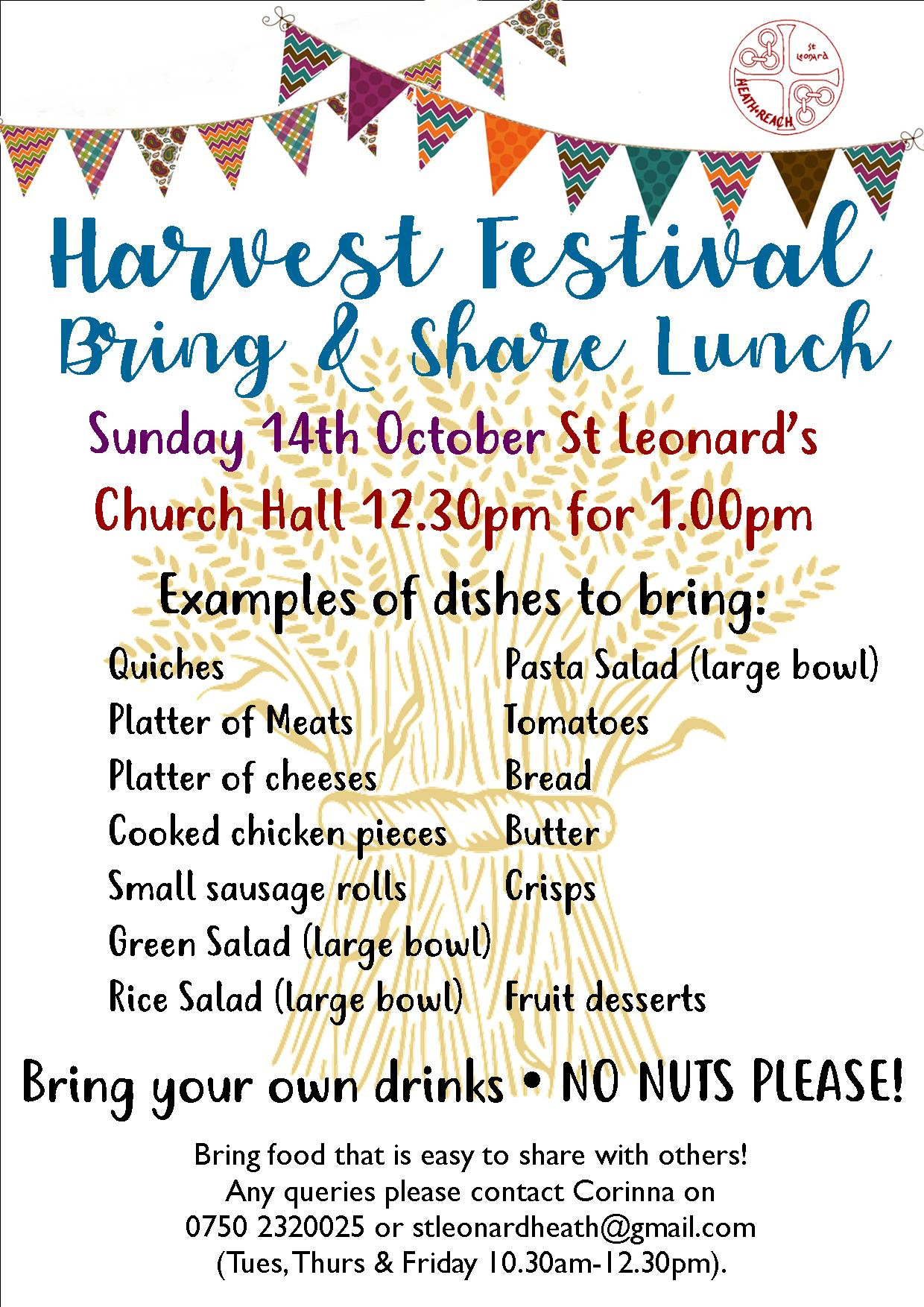 Harvest Bring and Share Lunch food.jpg
