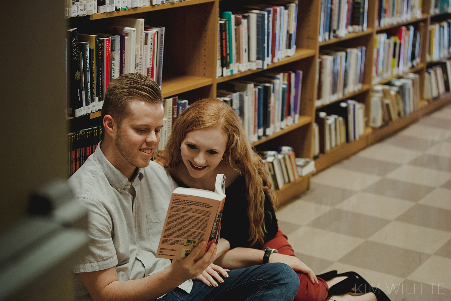 Library Engagement Pictures