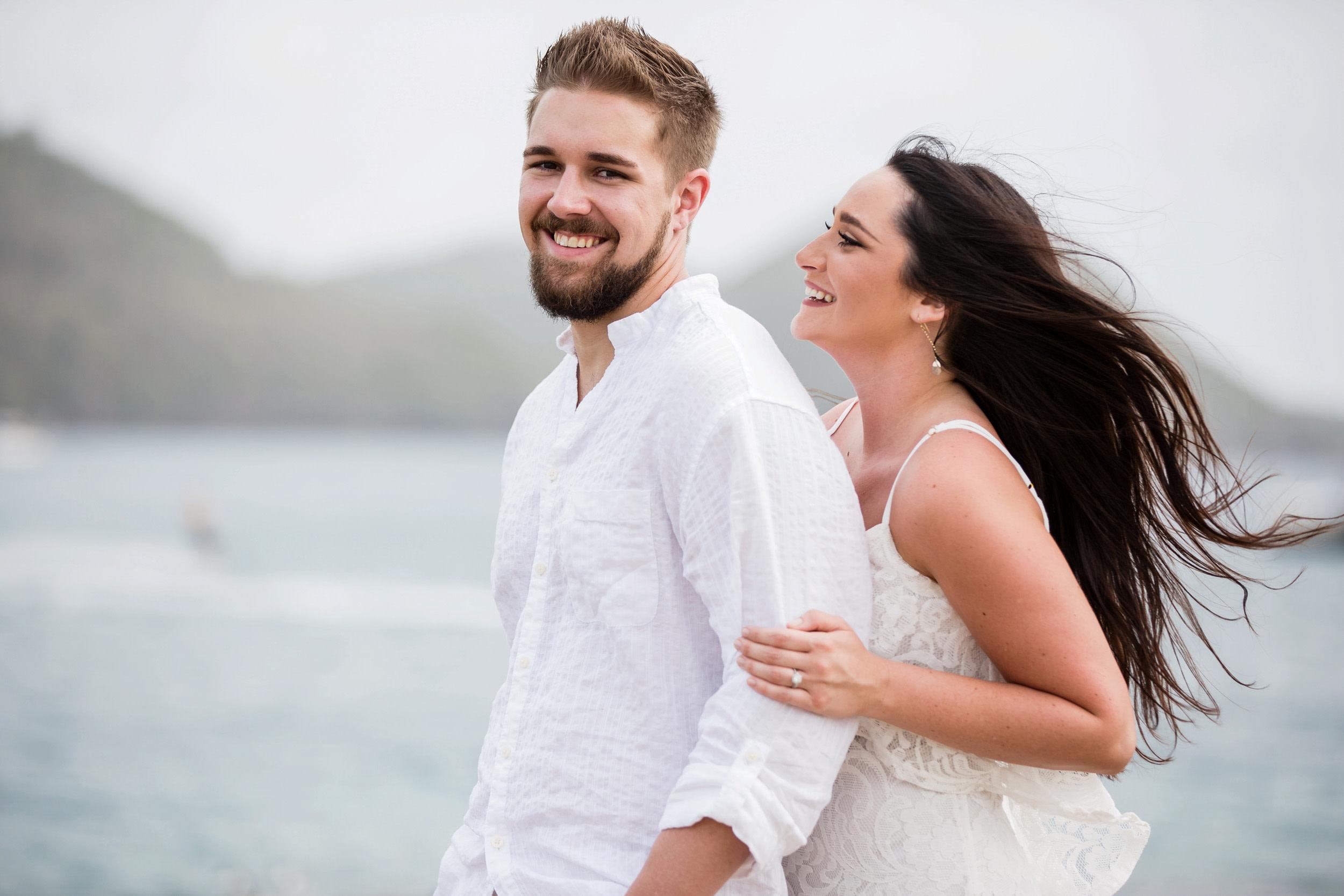 St Lucia destination wedding photographers.