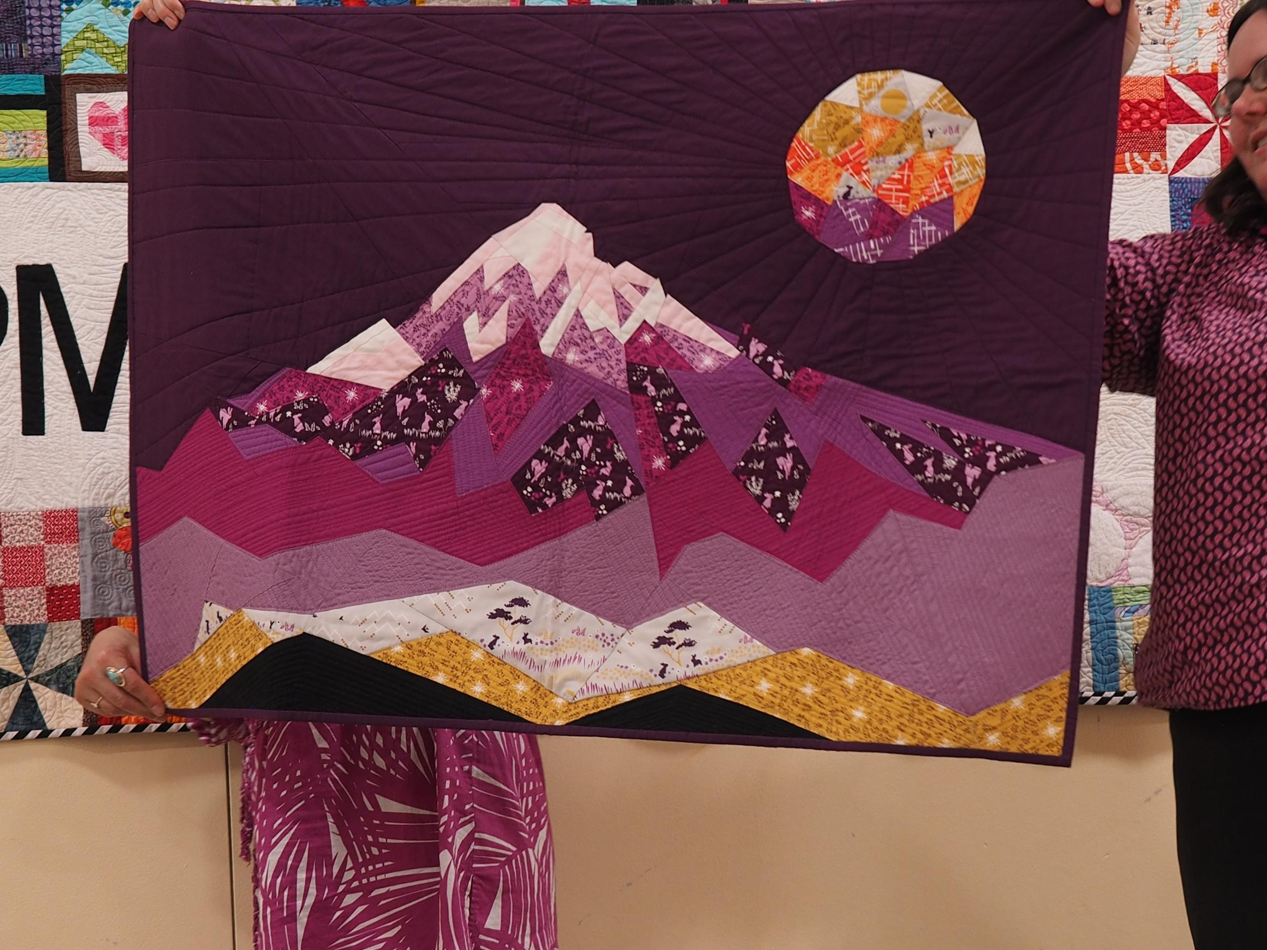 Violet Craft  Mt. Hood  @violetcraft