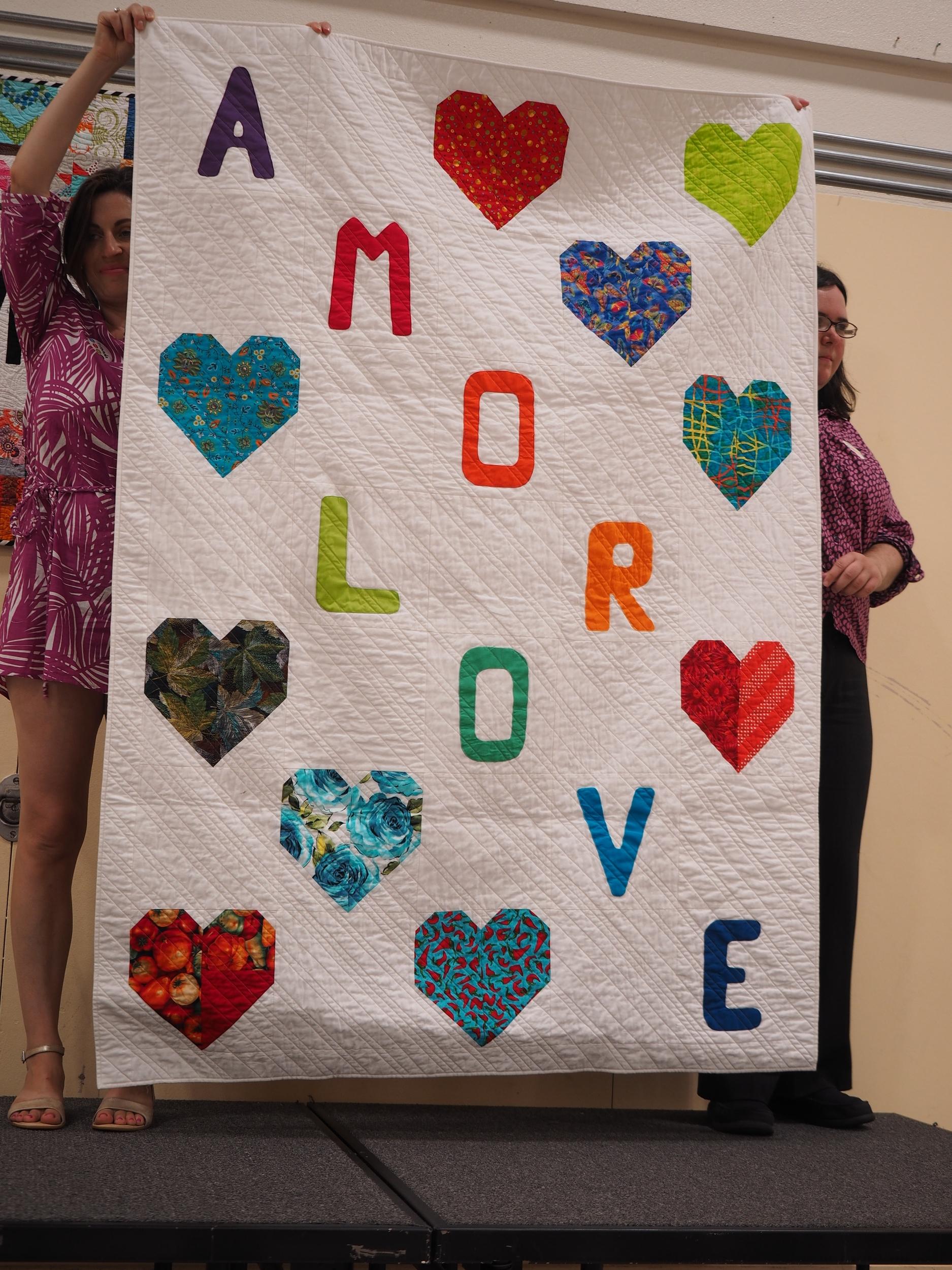 Betty Colburn  Amor  Pulse Project