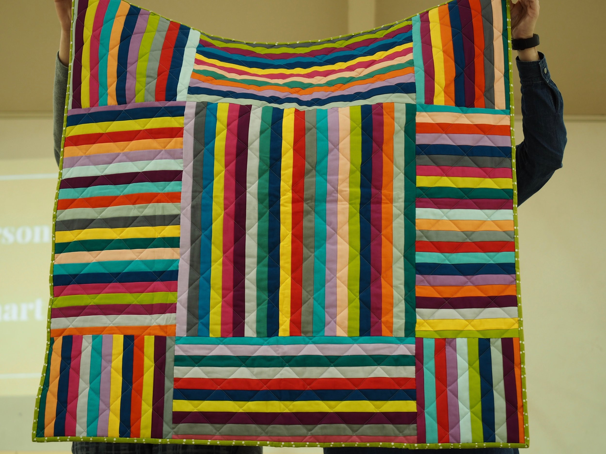 Quilt by Tania Johnston
