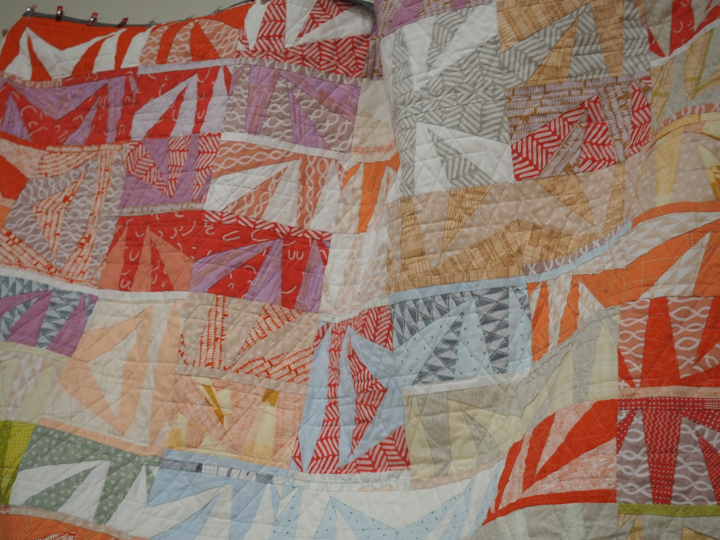 Detail of Eads Quilt
