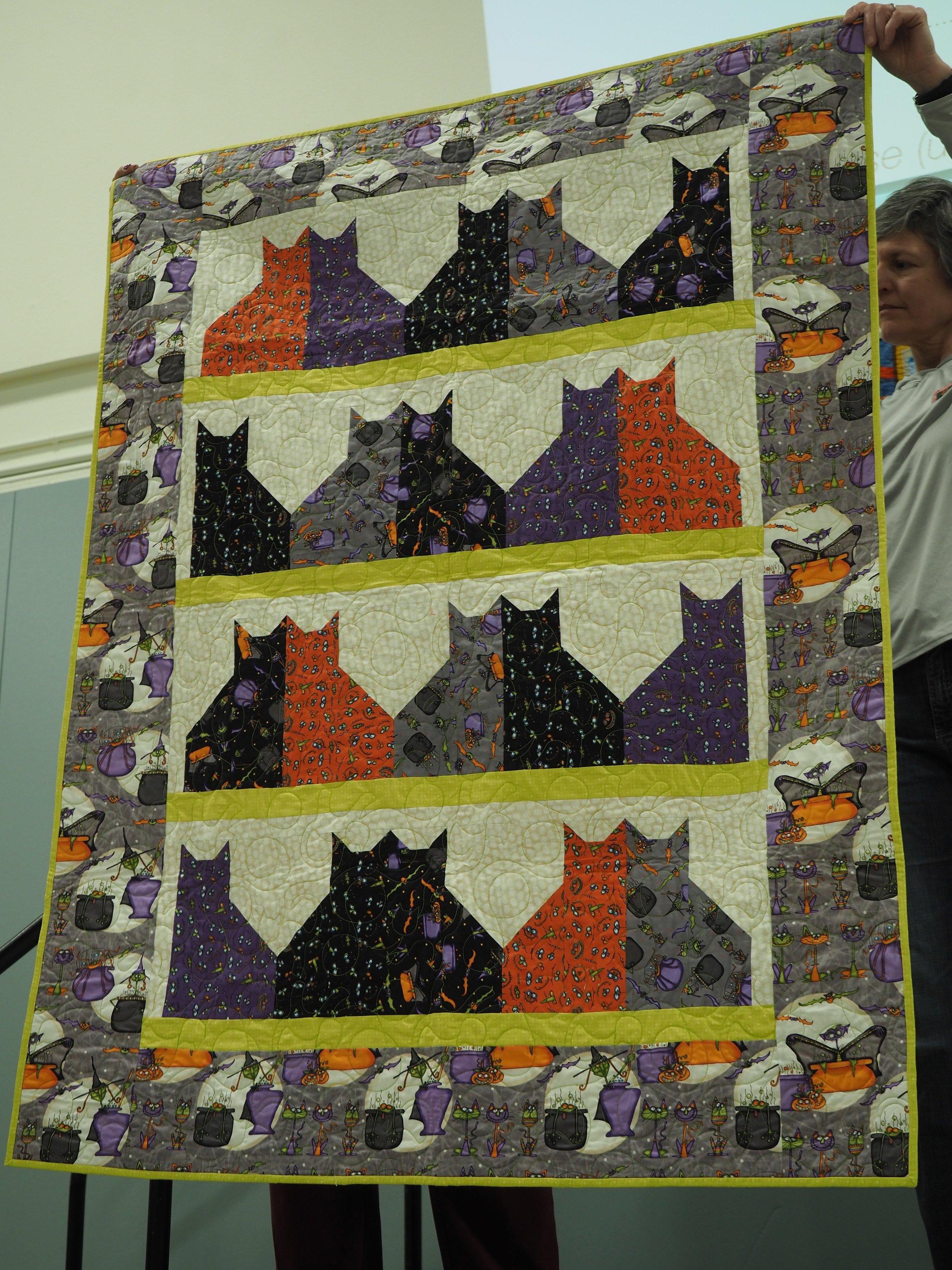 Cat City by Jennifer Gleich