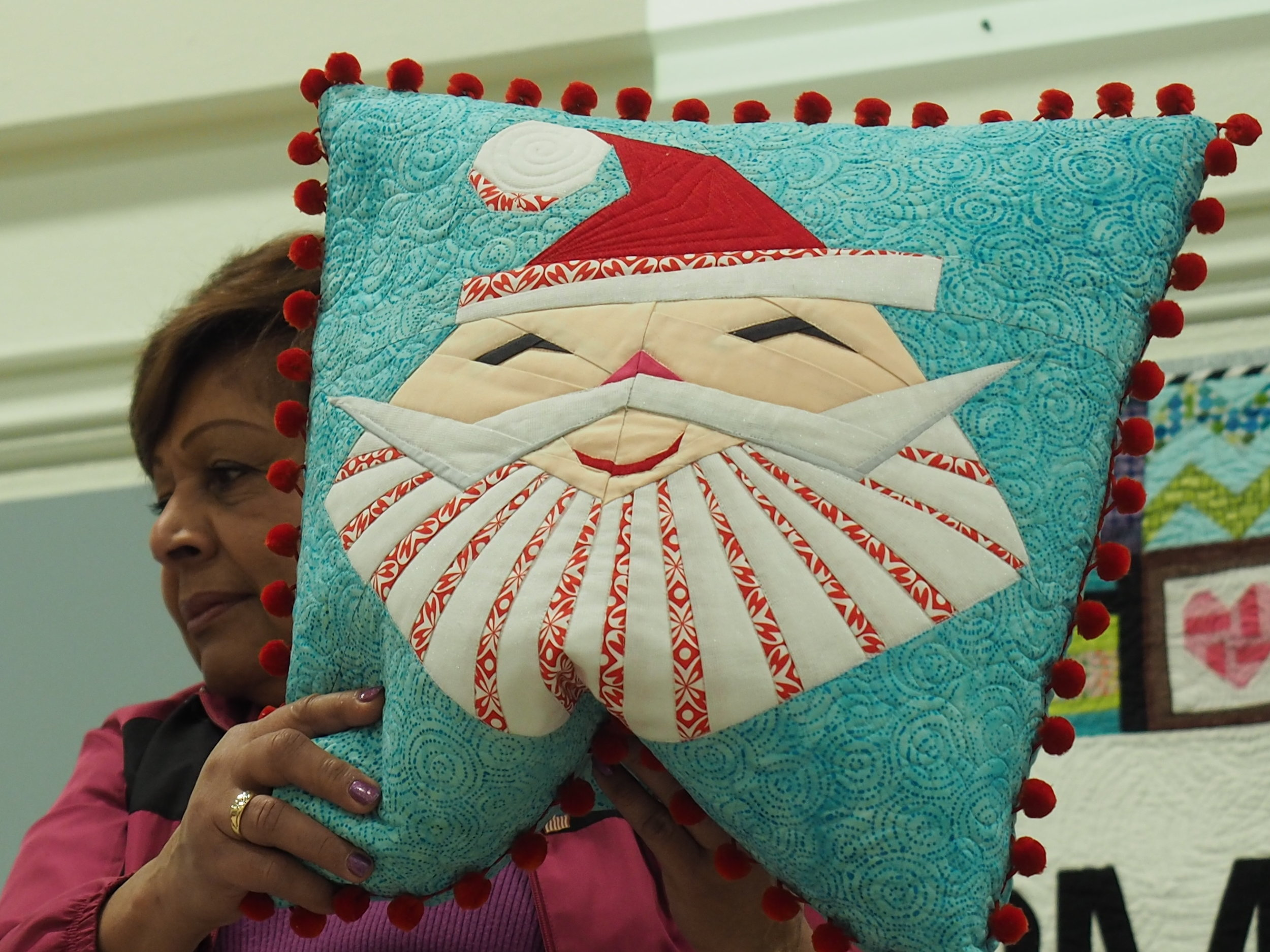 Santa by Brittany Scott