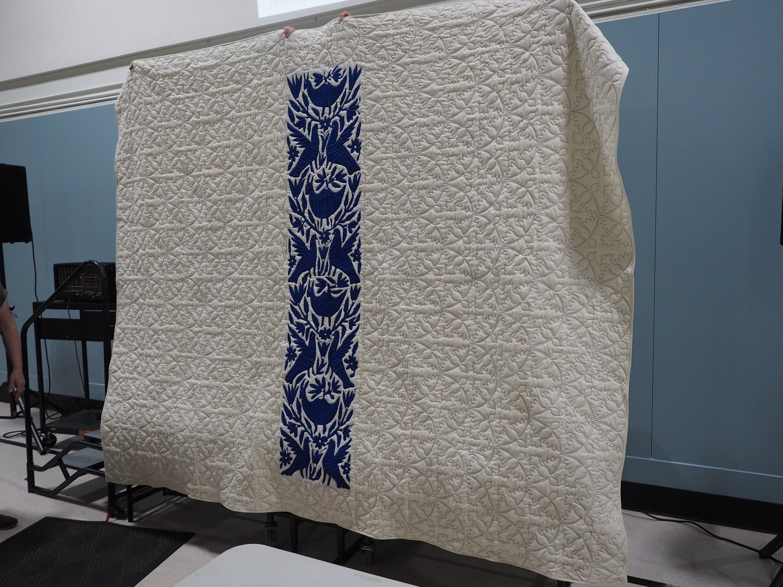 Michael's Quilt by Eliza Corcoran