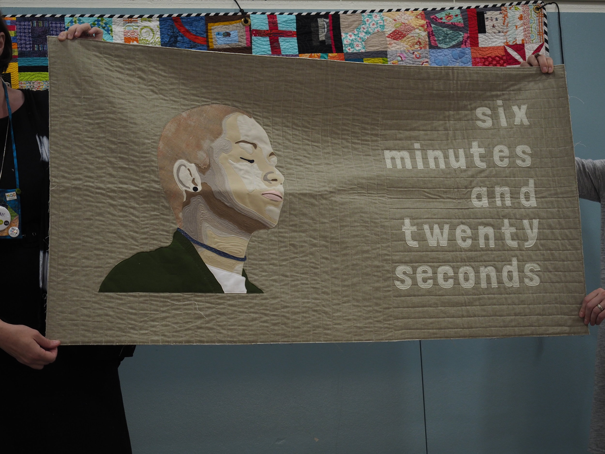 Six Minutes and Twenty Seconds by Marcia Mersky